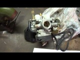 впускной коллектор на уд 25 к карбюратору от скутера 150сс